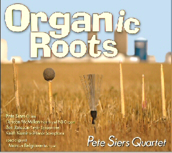 Organic Roots CD cover