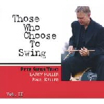 Those Who Choose To Swing Vol 2 CD cover